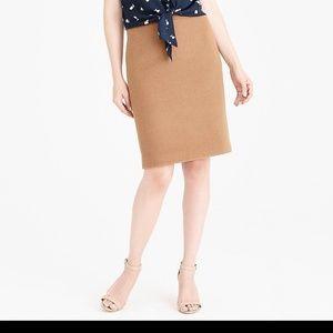 NWOT Jcrew Factory pencil skirt, 00